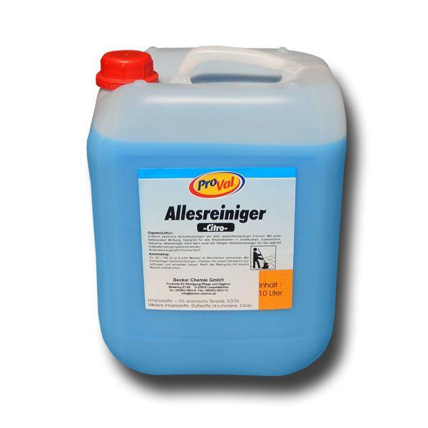 Allesreiniger 10 Liter Kanister