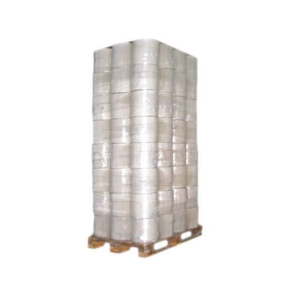 1 Palette Jumborollen Toilettenpapier 2-lagig hochweiß Zellstoff Ø 26cm