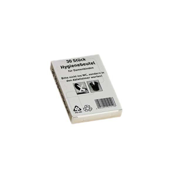 Hygienebeutel PE 50 Boxen a 30 Stück