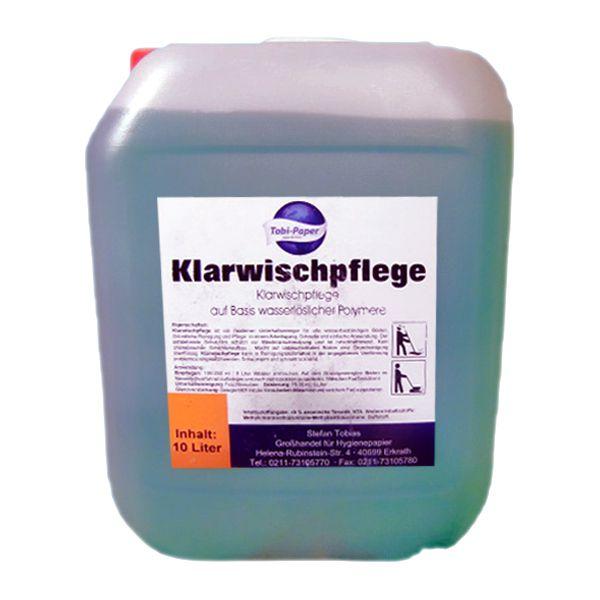 Klarwischpflege 10 Liter Kanister