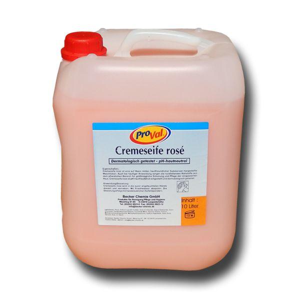 Cremeseife Rosé 10 Liter Kanister