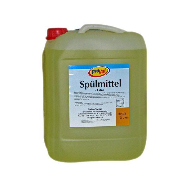 Handspülmittel 10 Liter Kanister