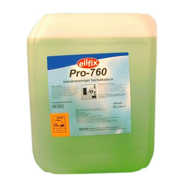 Industriereiniger Pro 760 10 Liter Kanister