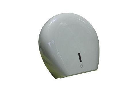 Werra Papernet Toilettenpapier-Jumborollenspender Maxi Kunststoff weiß