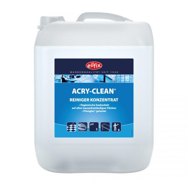 Acry Clean Flächenreiniger 10 Liter Kanister