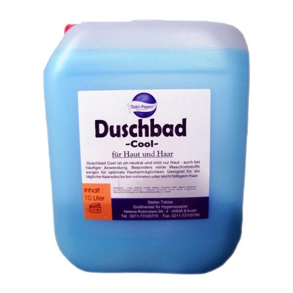 Duschbad für Haut und Haar 10 Liter Kanister