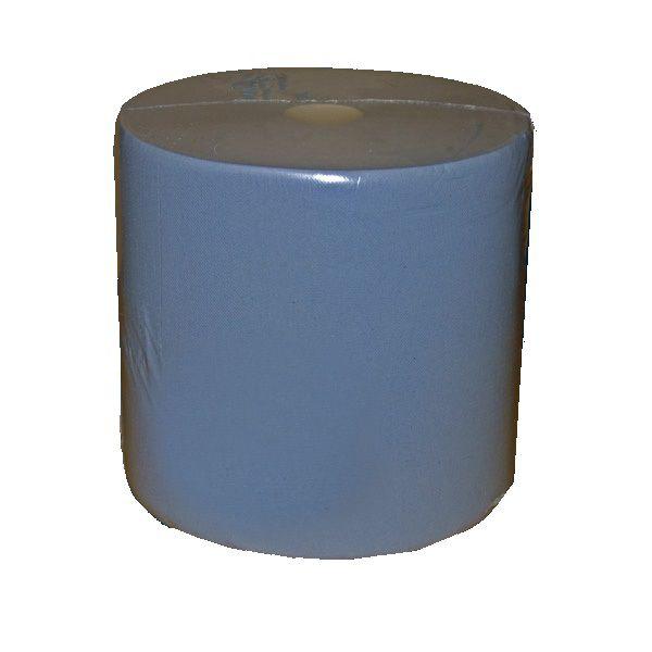 Putzrolle 3-lagig blau 36cm x 36cm 1000 Blatt