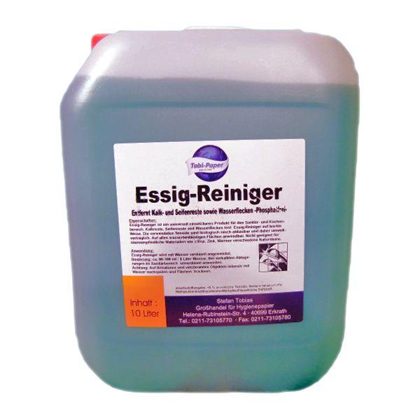Essig Reiniger 10 Liter Kanister