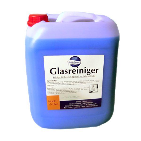 Glasreiniger 10 Liter Kanister